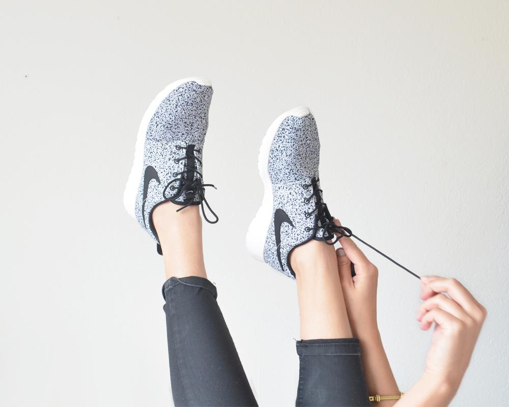 Nike Roshe Run Mens Speckle | cheap roshe run nike trainers sale